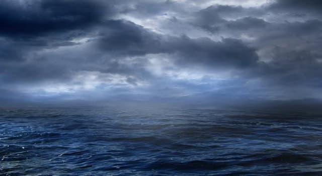 Geografia Pytanie-Ciekawostka: Co to wir oceaniczny?