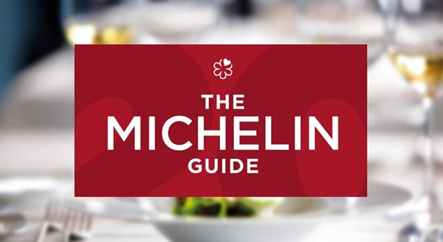Culture Trivia Question: Except Red Guides, which Guides are also published by Michelin?