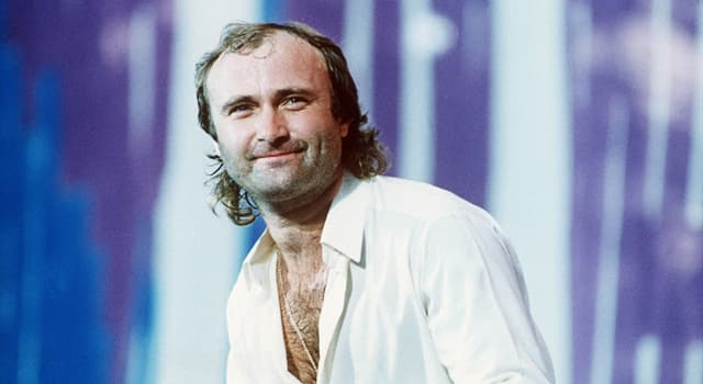 """Culture Trivia Question: For which song did Phil Collins win """"The Academy Award for Best Original Song""""?"""