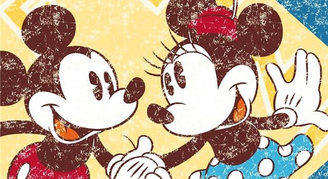 Film & Fernsehen Wissensfrage: Haben Micky und Minnie Maus jemals geheiratet?