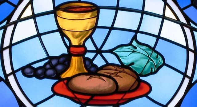 Culture Trivia Question: How many loaves and fish did Jesus have before he multiplied them?
