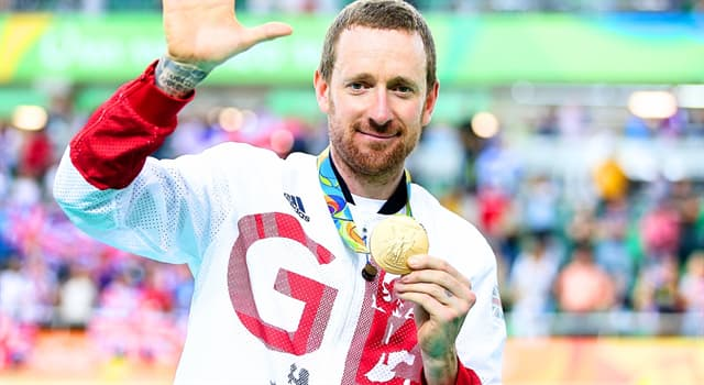 Sport Trivia Question: How many successive medal winning appearances did Bradley Wiggins have in the Olympic games?