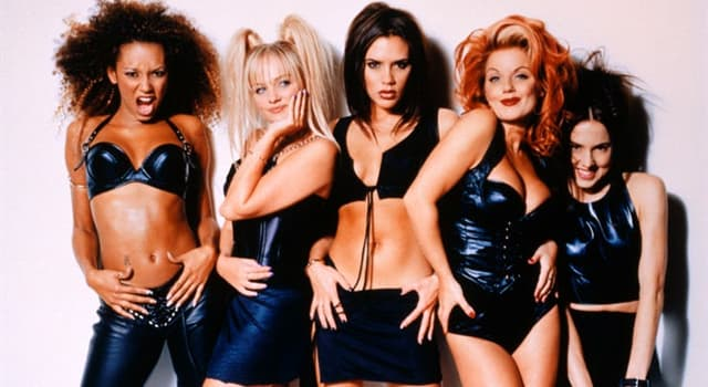 """Culture Trivia Question: In 1996 who did The Spice Girls say was their """"Girl Power"""" role model?"""