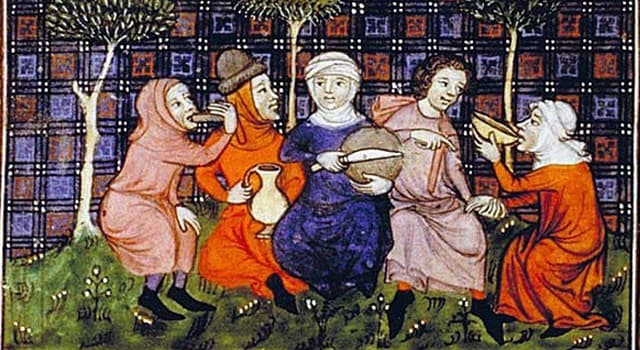 History Trivia Question: In medieval Britain, a chandler was a person who made what items?