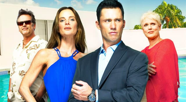 """Movies & TV Trivia Question: In the American TV series """"Burn Notice"""", what was Sam Axe's former profession?"""