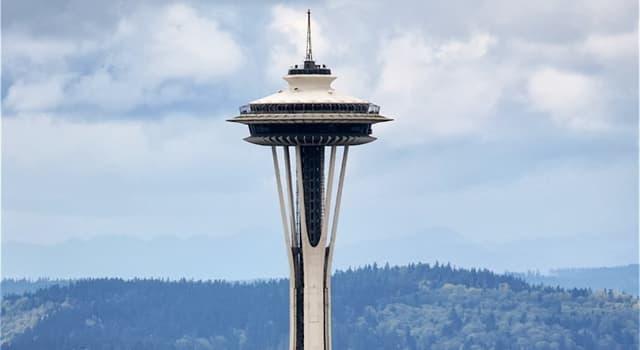 Geographie Wissensfrage: In welcher US-amerikanischen Stadt befindet sich der Turm Space Needle?