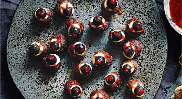 Culture Trivia Question: In which country can you find tuna eyeballs as a typical bar snack?