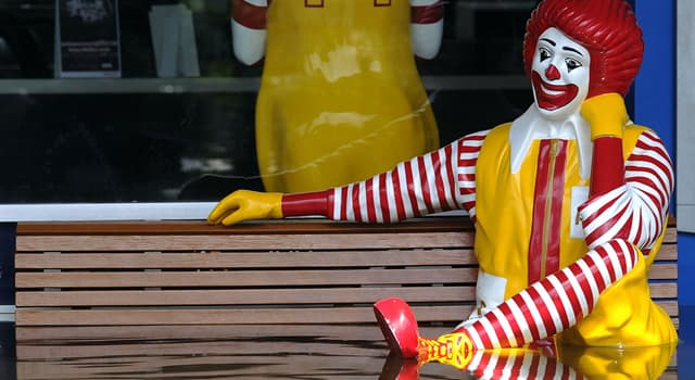 Culture Trivia Question: In which country is Ronald McDonald known as Donald McDonald?