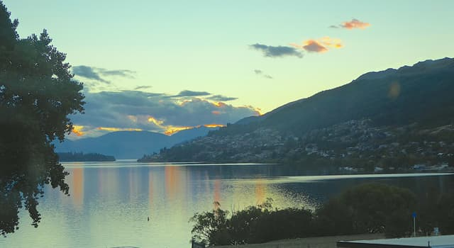 """Geography Trivia Question: In which country would you find """"Lake Wakatipu""""?"""