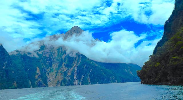"""Geography Trivia Question: In which country would you find """"Milford Sound""""?"""
