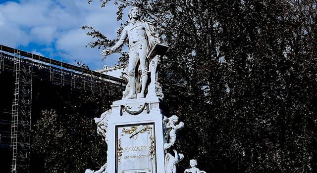Culture Trivia Question: In which European city did Mozart die?