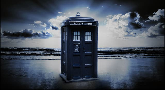 """Movies & TV Trivia Question: In which year was the British science fiction TV series """"Doctor Who"""" first produced?"""