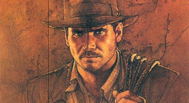 Filmy Pytanie-Ciekawostka: Jak brzmi pierwsze imię Indiany Jonesa?