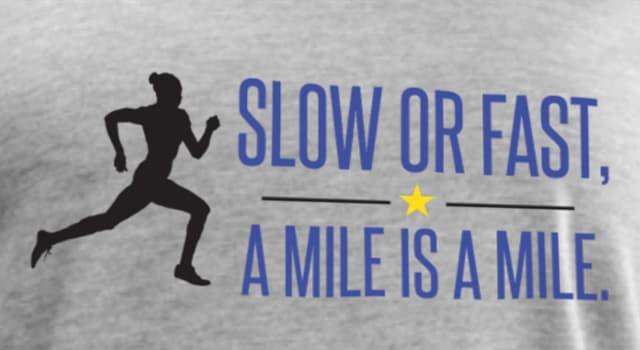 sport Pytanie-Ciekawostka: Jak ma na imię kobieta, która jako pierwsza przebiegła milę w mniej niż 4 minuty i 20 sekund?