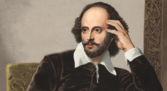 Kultura Pytanie-Ciekawostka: Jak miał na imię syn Shakespeare'a?