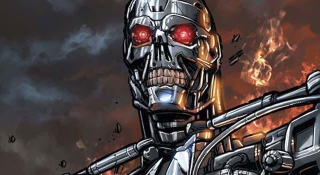 """Filmy Pytanie-Ciekawostka: Jaką nazwę nosi model terminatora z ciekłego metalu w filmie """"Terminator 2: Dzień sądu""""?"""
