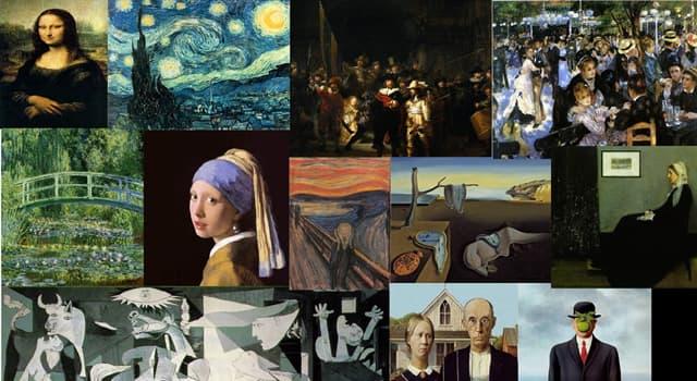 """Kultura Pytanie-Ciekawostka: Jaki słynny obraz jest również znany jako """"La Gioconda""""?"""