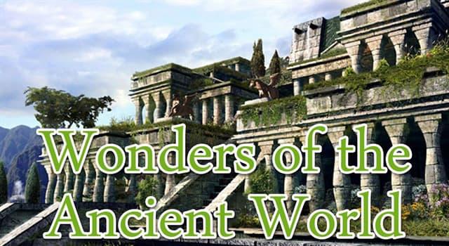 historia Pytanie-Ciekawostka: Jaki starożytny cud świata został znaleziony w Aleksandrii?