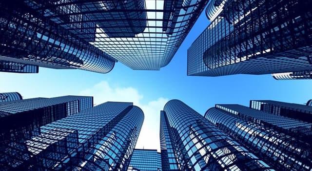 społeczeństwo Pytanie-Ciekawostka: Jaki wieżowiec stał się pierwszym budynkiem świata, który miał ponad 100 pięter?
