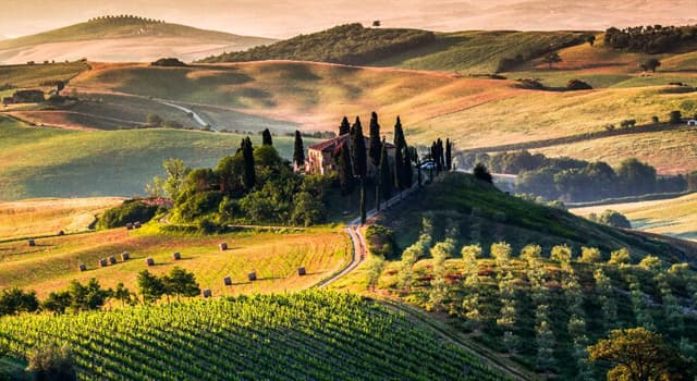 Geografia Pytanie-Ciekawostka: Jakie miasto jest stolicą Toskanii?