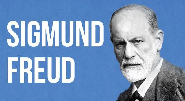 historia Pytanie-Ciekawostka: Jakiego narkotyku zażywał Zygmunt Freud twierdząc, że ma dobre właściwości?