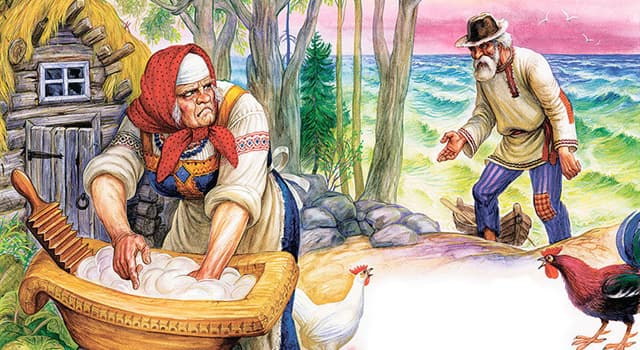 """Culture Trivia Question: Which magic fish was in """"The Fisherman and His Wife"""" by the Brothers Grimm?"""