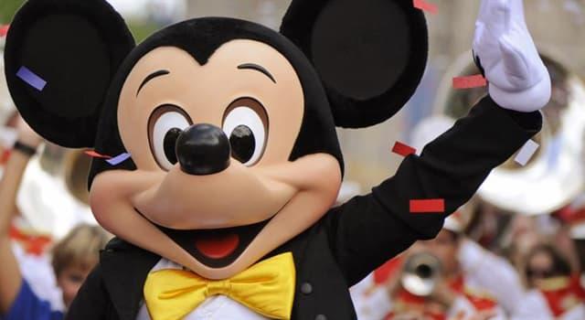 Filmy Pytanie-Ciekawostka: Kiedy ma urodziny Myszka Miki?