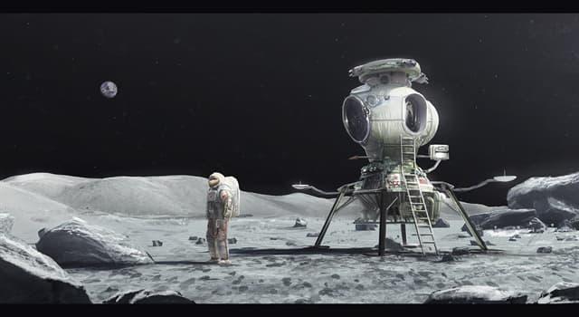 nauka Pytanie-Ciekawostka: Kiedy pierwszy rosyjski kosmonauta wylądował na Księżycu?