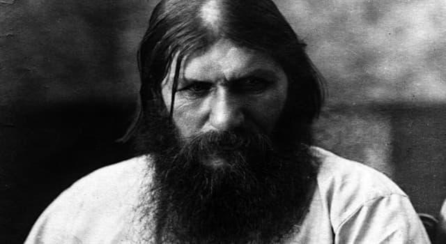 historia Pytanie-Ciekawostka: Kim był Grigorij Rasputin?
