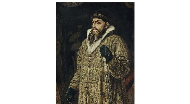 historia Pytanie-Ciekawostka: Kto był pierwszym władcą Rosji, który koronował się na cara?