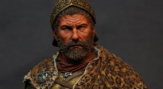 Історія Запитання-цікавинка: Хто був заклятим ворогом Римської республіки і останнім значущим лідером Карфагена?