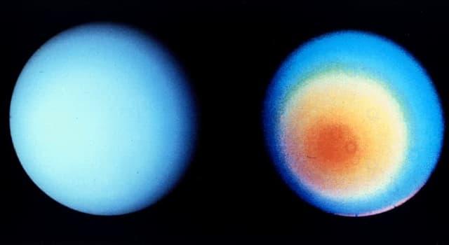 nauka Pytanie-Ciekawostka: Kto odkrył planetę Uran?