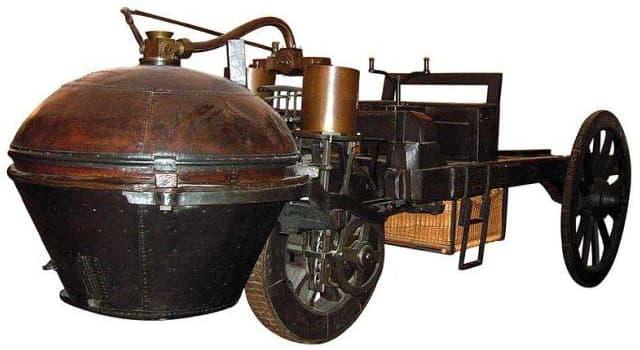 historia Pytanie-Ciekawostka: Kto wynalazł pierwszy samochód?