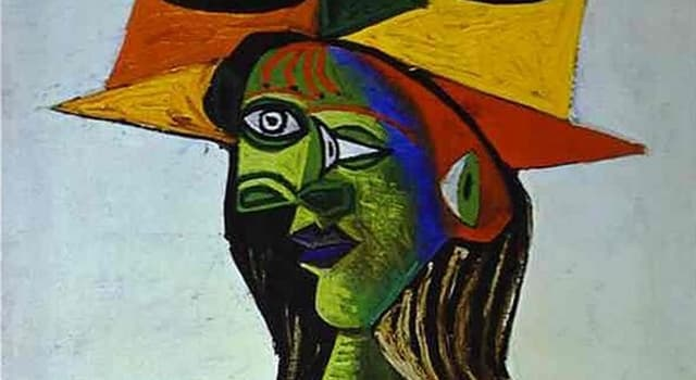 """Культура Запитання-цікавинка: Хто є автором картини """"Портрет Дори Маар""""?"""
