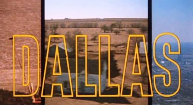 """Filmy Pytanie-Ciekawostka: Kto zagrał rolę Pam Ewing w amerykańskiej operze mydlanej """"Dallas""""?"""