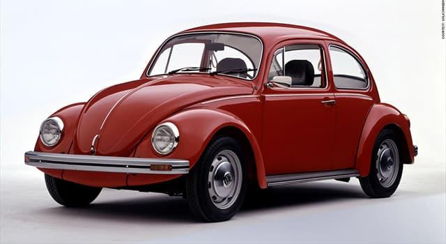 """historia Pytanie-Ciekawostka: Kto zaprojektował Volkswagena """"Garbusa""""?"""
