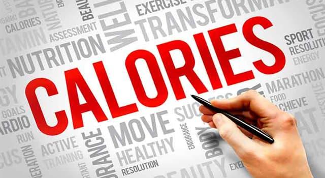 natura Pytanie-Ciekawostka: Które z następujących artykułów jadalnych mają więcej kalorii w stanie surowym?