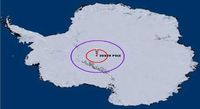 Geografia Pytanie-Ciekawostka: Które z tych miast znajduje się najbliżej bieguna południowego?