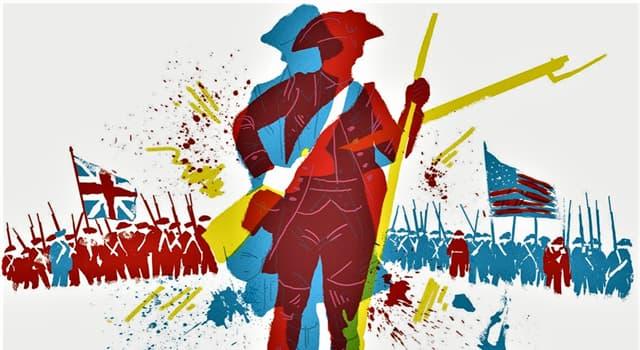 """historia Pytanie-Ciekawostka: Który amerykański generał rewolucyjny znany pod przydomkiem """"Lis Błotny""""?"""