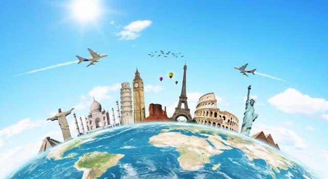 Geografia Pytanie-Ciekawostka: Który kraj jest najczęściej odwiedzanym krajem na świecie?