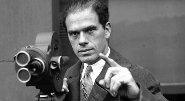 Filmy Pytanie-Ciekawostka: Który z tych filmów Franka Capry nie wygrał mu Oscara za reżyserię?