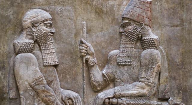 Geografia Pytanie-Ciekawostka: Na terenie jakiego kraju znajduje się starożytna kraina Mezopotamia?