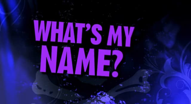 Culture Trivia Question: Of the following, which one is the singer's real birth name?