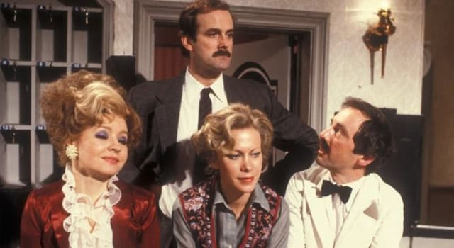"""Movies & TV Trivia Question: In the TV show """"Fawlty Towers"""", what was the name of Basil's wife?"""
