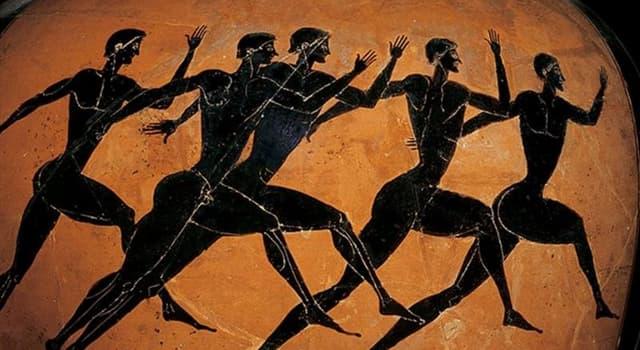 Спорт Запитання-цікавинка: Скільки спортивних дисциплін входило в п'ятиборстві в античних Олімпійських іграх?