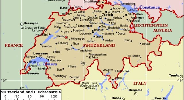 Sport Trivia Question: The headquarters of which of these sporting organizations is not located in Switzerland?