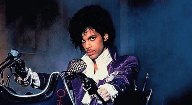 Kultur Wissensfrage: Über welches kleine rote Auto sang Prince?