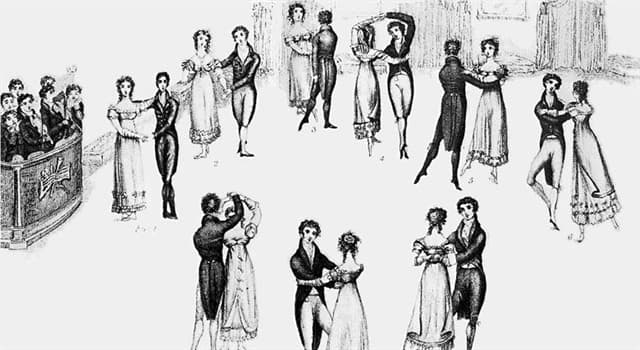 Kultur Wissensfrage: Von wieviel Personen wird der Tanz Quadrille getanzt?