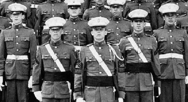 społeczeństwo Pytanie-Ciekawostka: W jakich siłach zbrojnych służył Donald Trump?