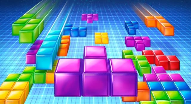 """społeczeństwo Pytanie-Ciekawostka: W jakim kraju stworzono grę wideo """"Tetris""""?"""